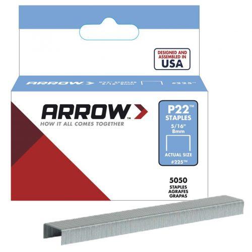 Arrow AR225 8mm 5050 Adet Profesyonel Zımba Teli