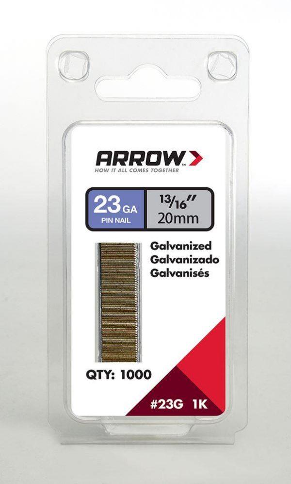 Arrow AR23G20 20mm 1000 Adet Profesyonel Başsız Çivi