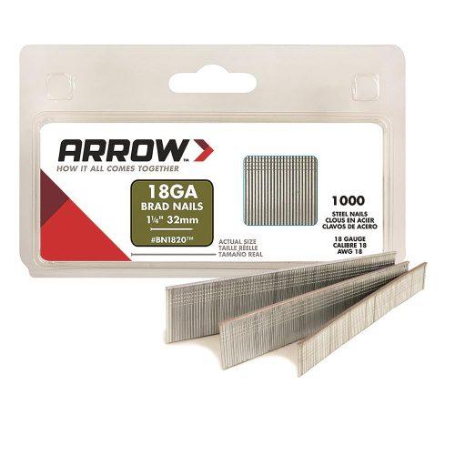 Arrow BN1820 32mm 1000 Adet Profesyonel Kesik Başlı Çivi