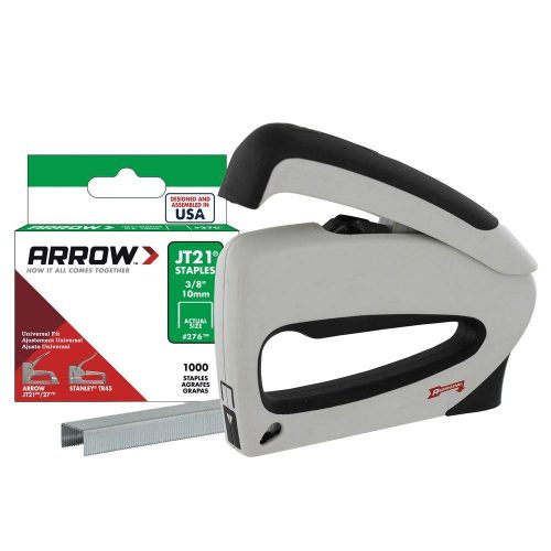 Arrow TT21 6-10mm Mekanik Zımba Tabancası + 1000 Adet Zımba