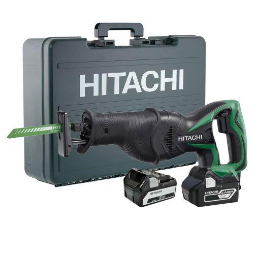 Hitachi CR18DSL 18Volt/3.0Ah Li-Ion Profesyonel Tilki Kuyruğu Testere