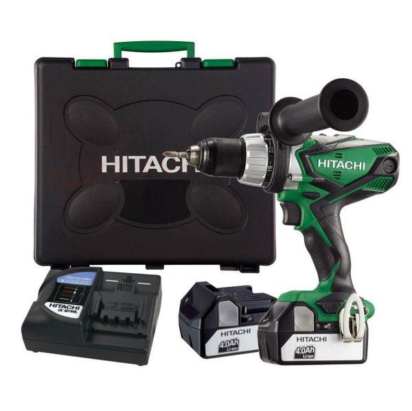 Hitachi DS14DSDL 14.4Volt/4.0Ah Li-İon Çift Akülü Profesyonel Vidalama