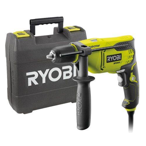 Ryobi RPD680K 680Watt 13mm Darbeli Matkap