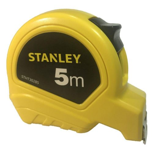 Stanley STHT302858B Çelik Şerit Beyaz Metre 5mx19mm