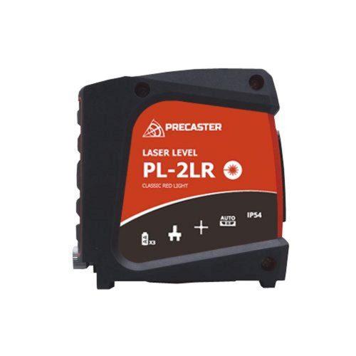 Precaster PL2LR Profesyonel Yatay ve Dikey Otomatik Hizalamalı Çizgi Lazer Distomatı