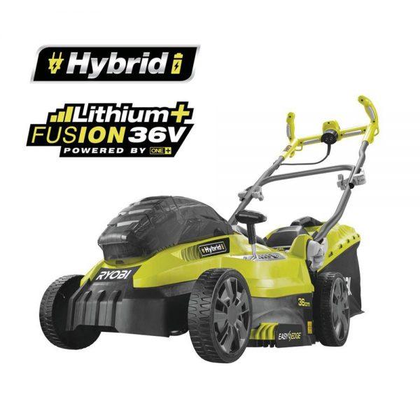 5Ah HYBRID 36cm Çim Biçme Makinası