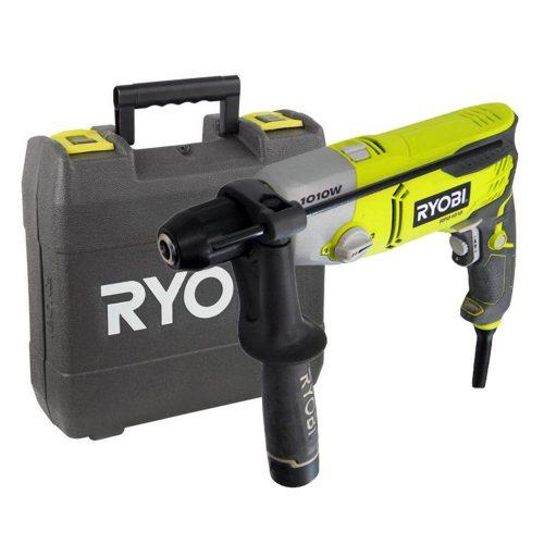Ryobi RPD1010K 1010Watt 13mm 2 Vitesli Darbeli Matkap