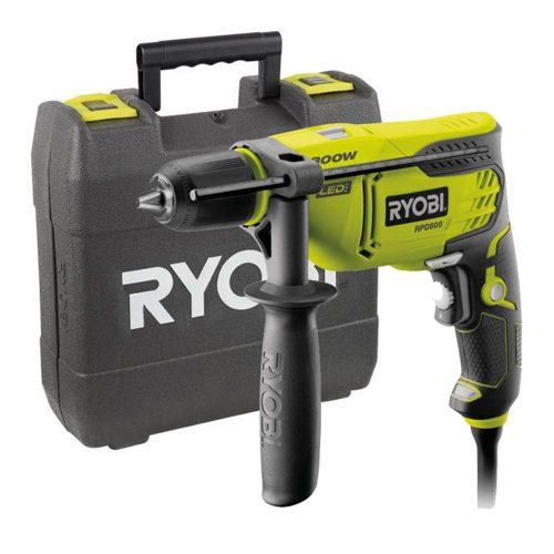 Ryobi RPD800K 800Watt 13mm Darbeli Matkap